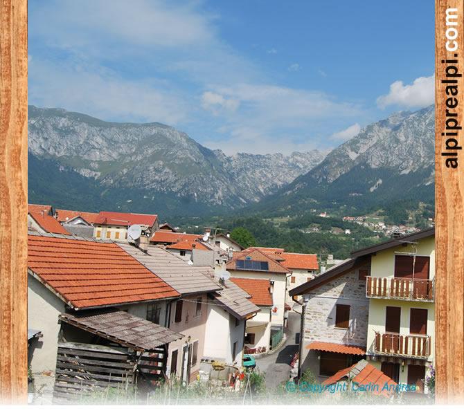 Chies Alpago prealpi Dolomiti dolomiti