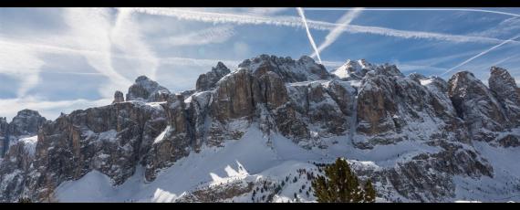 Monte Sella, Dolomiti
